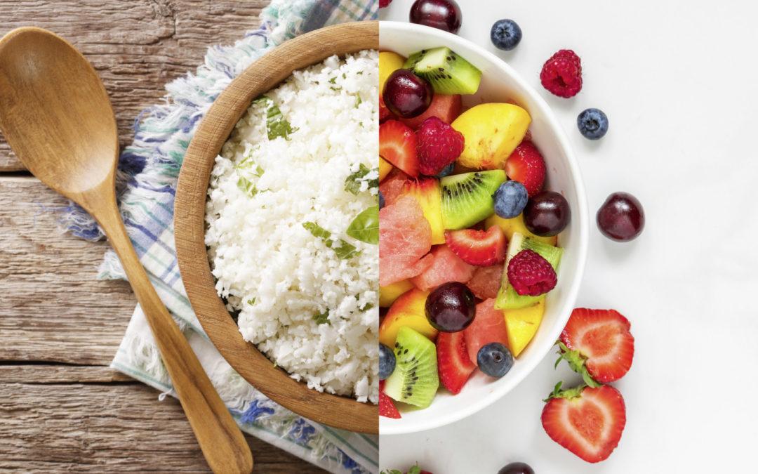 Mit Obst- oder Reistag die Verdauung zwischendurch entlasten